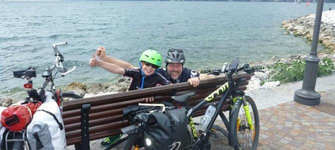 Alpencross Füssen-Gardasee