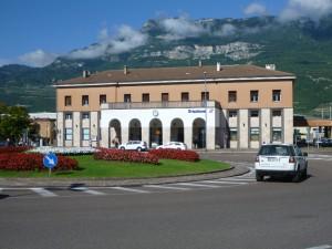 Rovereto - Bahnhof