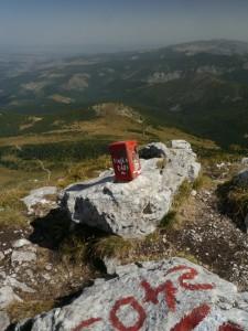 Hajla Gipfel 2403 m