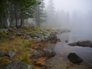 Hridsko Jezero See