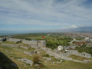 Shkodra - Rozafa Burg