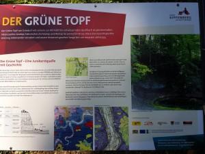 Grüner Topf - Beschreibung