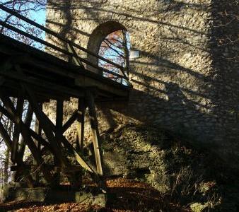Schwäbische Alb – Ruine Rauber – Burg Teck