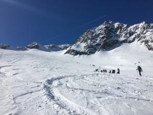 Längentaler Gletscher