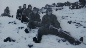 Rettungsaktion Dezember 1947 an de Klippen