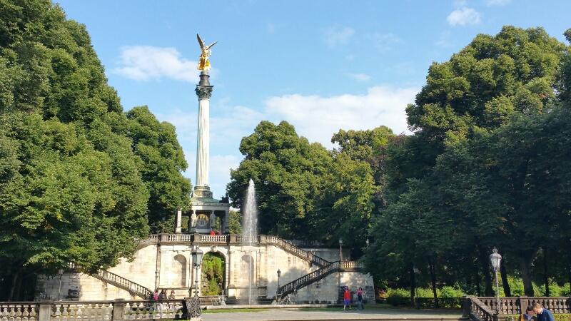 München - Friedensengel