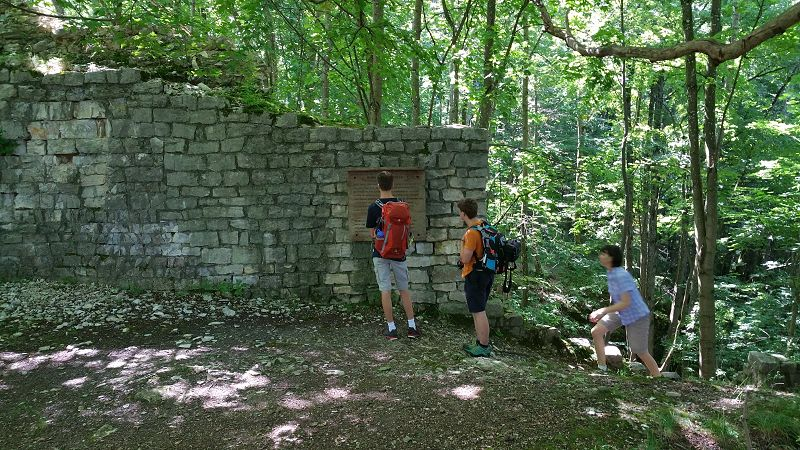 Ruine Sperberseck