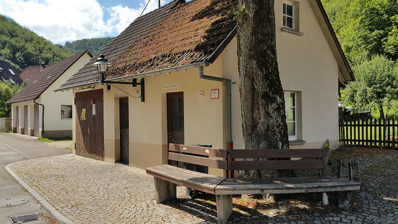 Wasch- und Backhaus in Schlattstall (Lenningen)