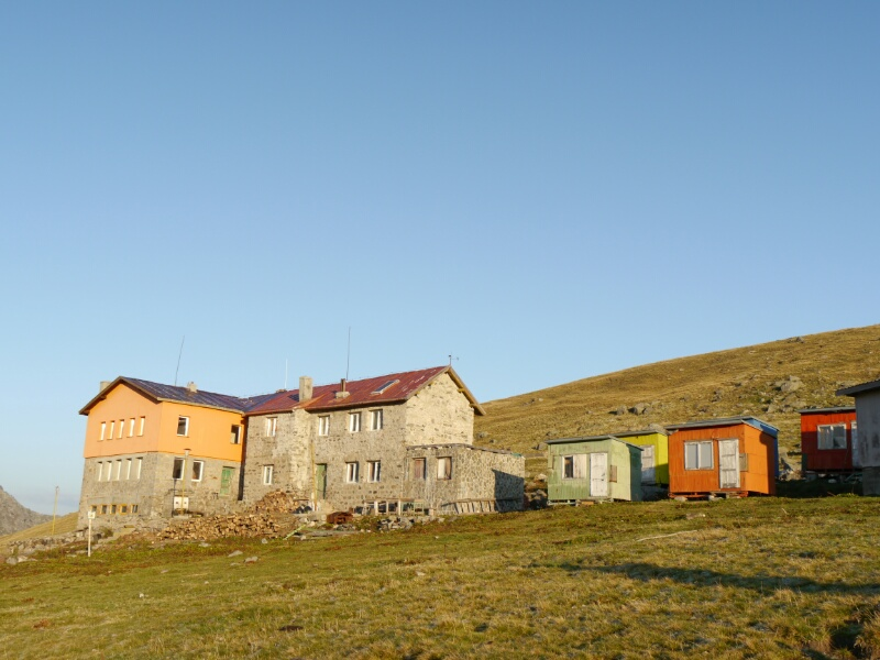 Hütte Ivan Vazov