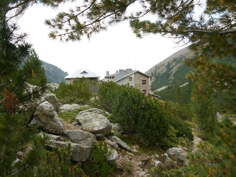 Maljovica Hütte