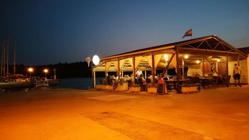 Kaprije - Restaurant