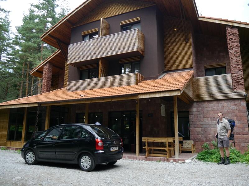 Hotel Rila6ato in Panichishte