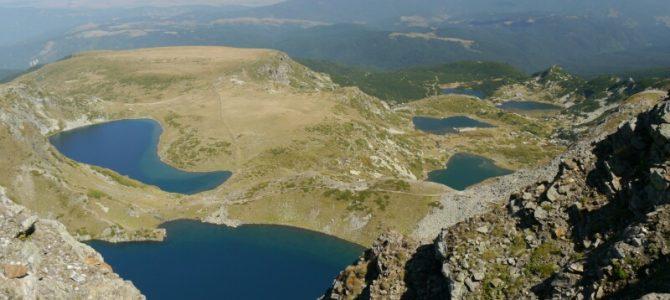 Bulgarien-Rila Gebirge