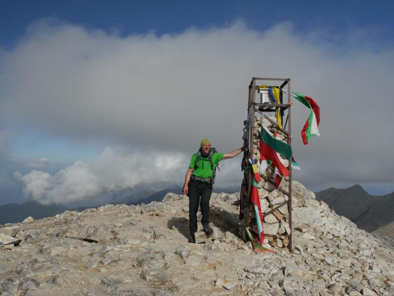 Vihren Gipfel 2916 m