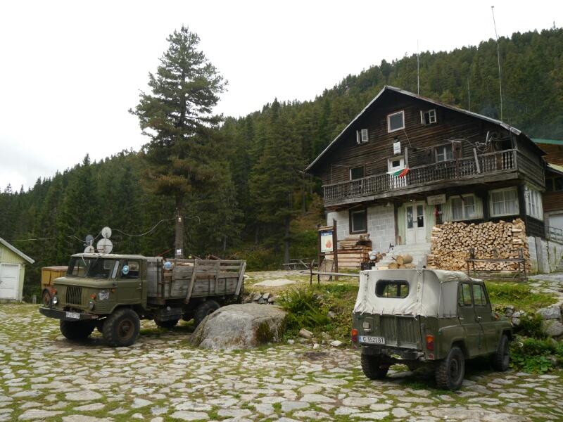 Hütte Damjanitsa