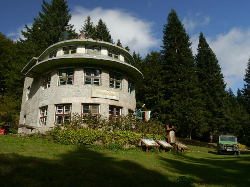 Pirin Hütte