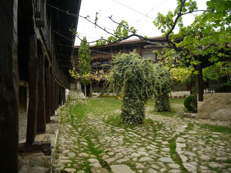 Kloster Rozhen
