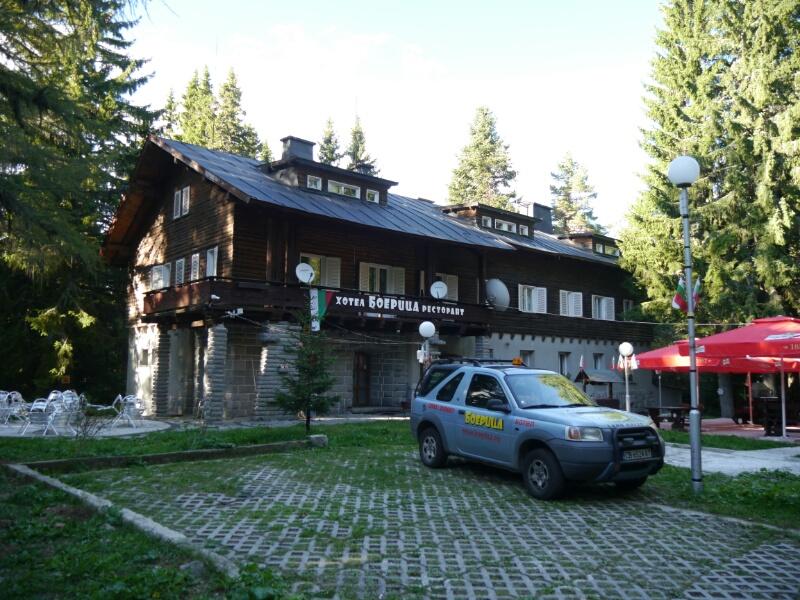 Berghotel Boeritsa