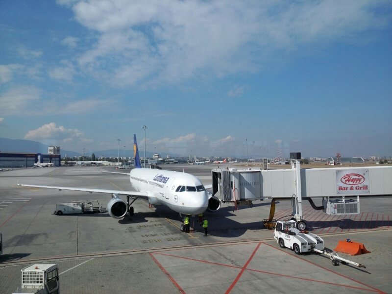 Sofia Airport Terminal 2