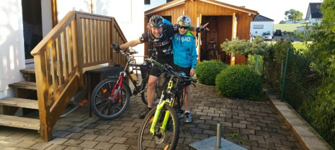 Ingolstadt – Stuttgart – Mountainbike