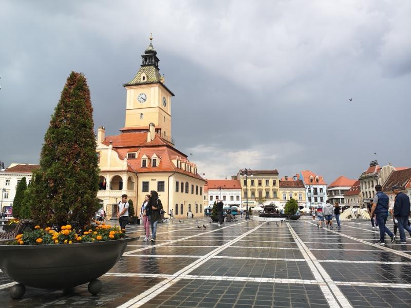 Brasov Zentrum