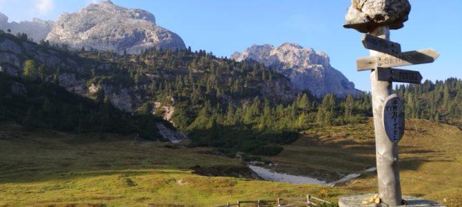 Dolomiten von Bruneck nach Bassano del Grappa – MTB