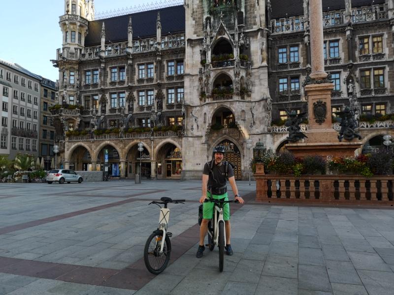 START München Marienplatz 7:00 Uhr