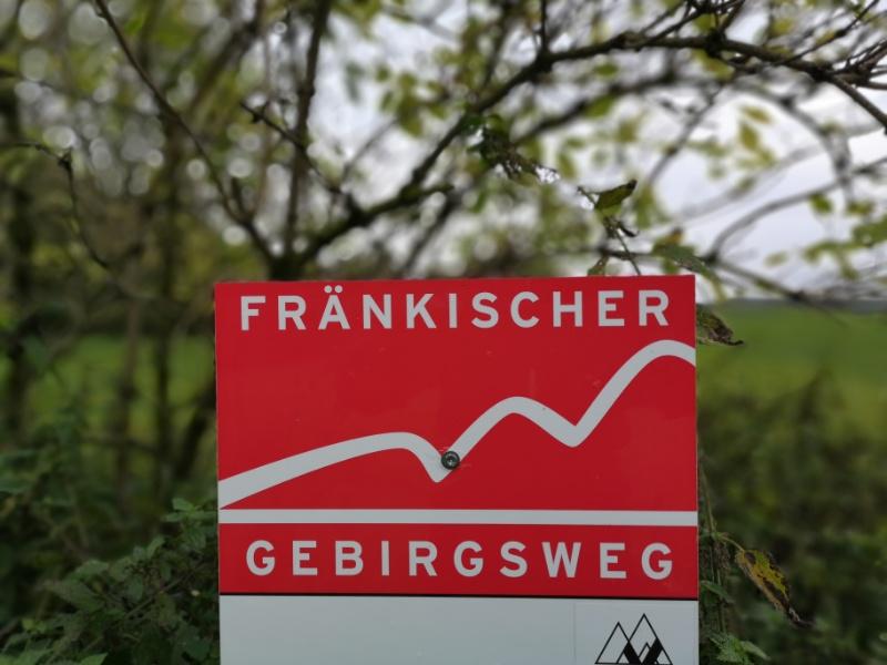 Fränkischer Gebirgsweg MTB